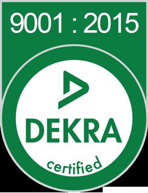 ISO 9001 - DEKRA