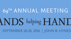 69 annual meeting of the ASSH